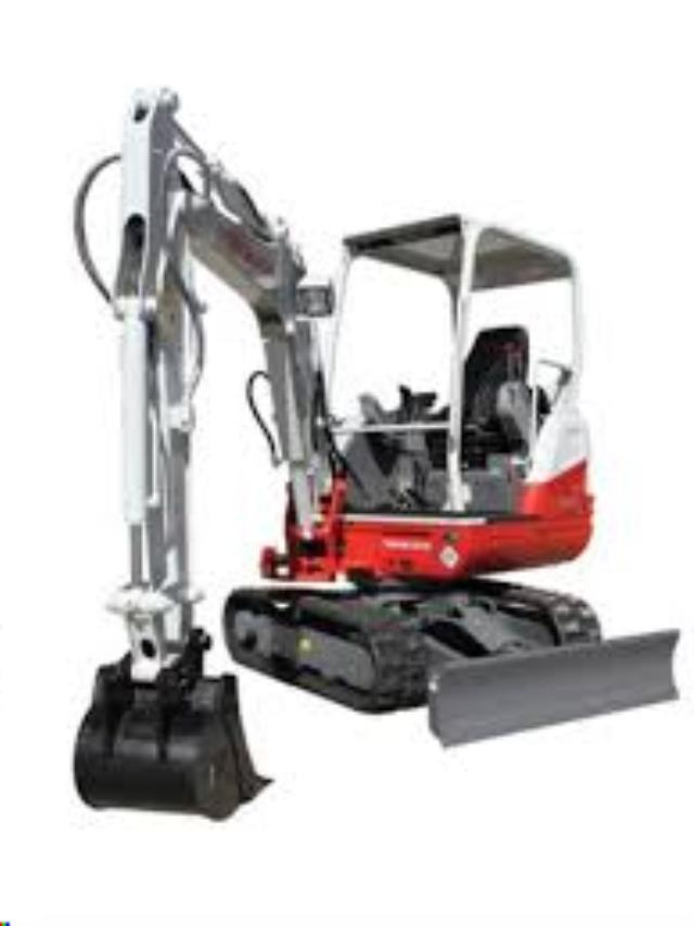 Where to find TAKEUCHI TB228 EXCAVATOR in Madison