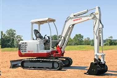 Where to find TAKEUCHI TB135 EXCAVATOR in Madison