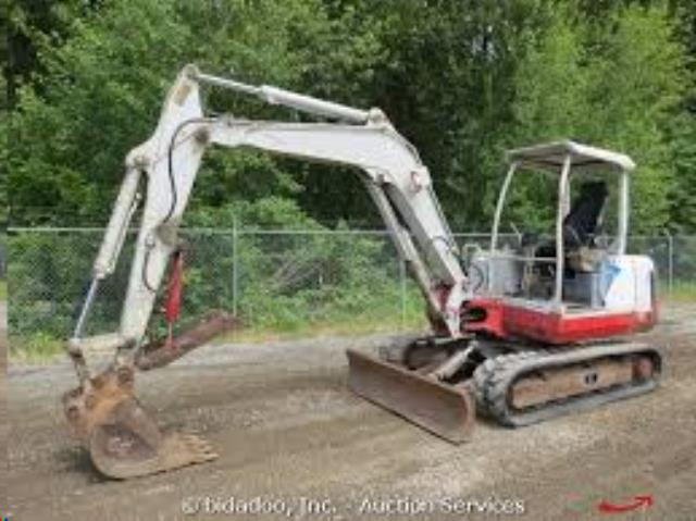 Where to find TAKEUCHI TB145 EXCAVATOR W THUMB in Madison