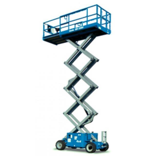 Where to find 26 FT SCISSOR LIFT - GENIE 2632 in Madison