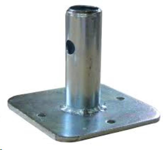 Where to find SCAFFOLD BASE PLATE in Madison