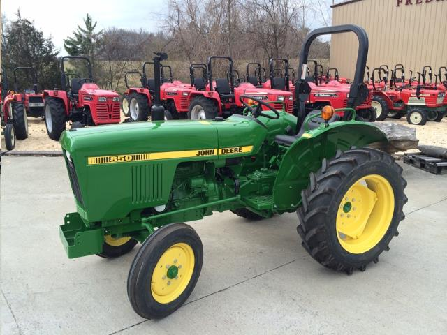 Where to find JOHN DEERE 850 in Madison