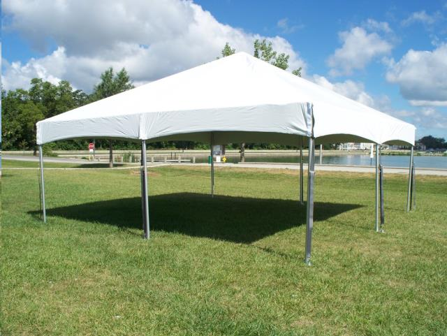 Where to find 20 X 20 FRAME TENT in Madison