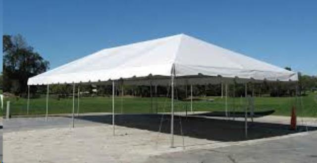 Where to find 20 X 40 FRAME TENT in Madison