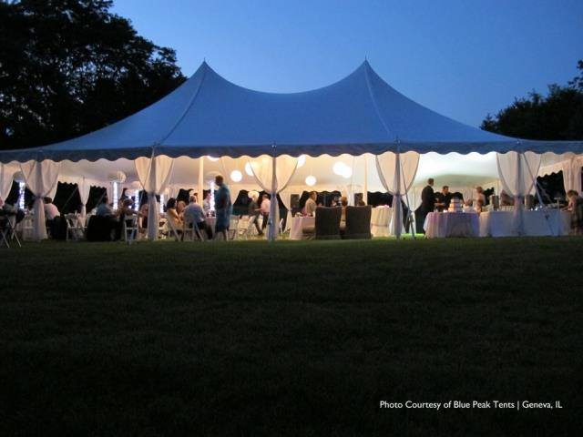Where to find 40 X 40 POLE TENT in Madison