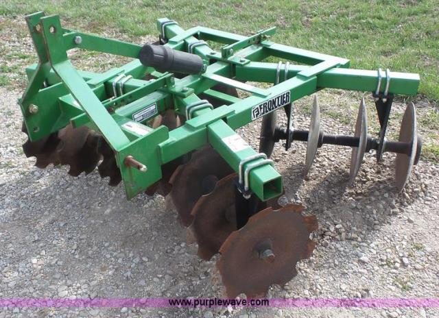 Where to find 5  DISK HARROW FOR TRACTOR in Madison