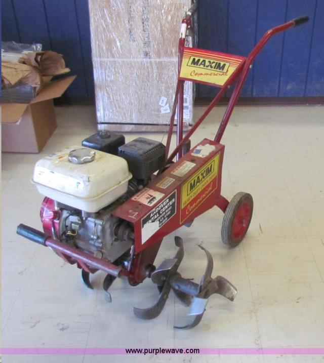 Where to find HEAVY DUTY FRONT TINE TILLER in Madison