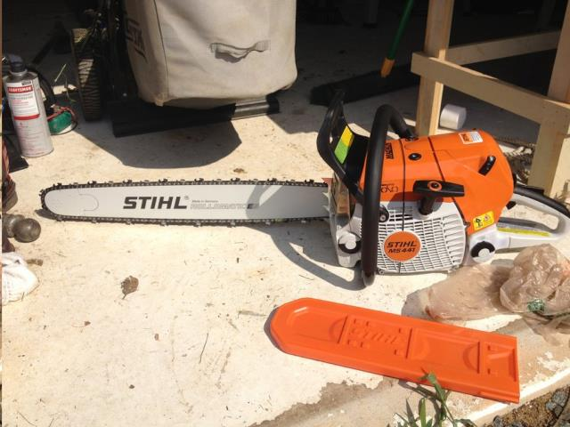 Where to find MS441 STIHL CHAINSAW in Madison
