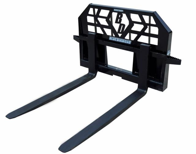 Where to find SET OF PALLET FORKS - LOADER in Madison