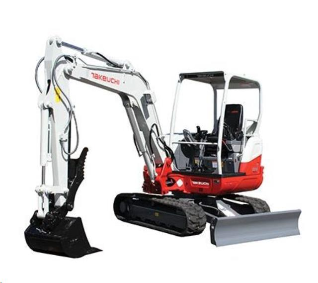 Where to find TAKEUCHI TB240 EXCAVATOR W THUMB in Madison