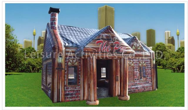 Inflatable Pub Cabin Rentals Madison Ga Where To Rent
