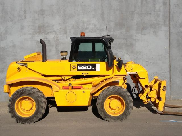 Where to find JCB 520 LOADALL FORKLIFT in Madison